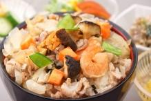 海鮮八宝塩糀丼