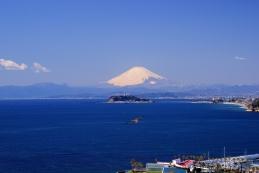 大崎公園(逗子)からの眺望