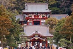 初詣 鶴岡八幡宮