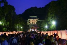 ぼんぼり祭り 鶴岡八幡宮